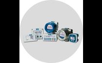 Flow meter displays  / Process indicatoren