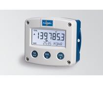 Fluidwell F126EG Flowcomputer voor gas -met temperatuur -en drukcompensatie