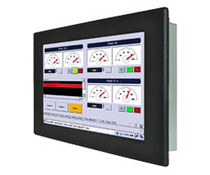 Winmate 10,1 inch Panel PC W10IB3S-PMH1