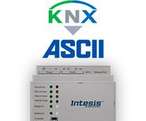 Intesis KNX to ASCII gateway