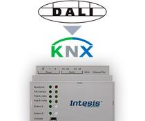 Intesis DALI naar KNX gateway