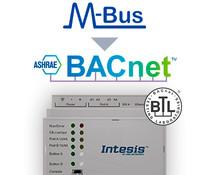 Intesis M-Bus naar BACnet-gateway