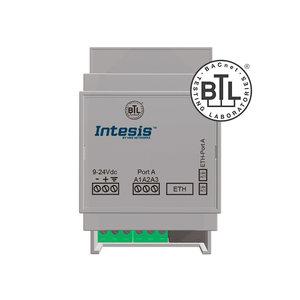 Intesis BACnet MS/TP naar BACnet IP-router