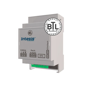 Intesis BACnet MS/TP naar BACnet IP router