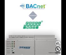 Intesis Profinet naar BACnet-servergateway