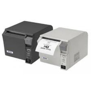 Epson TM T70II receipt printer for installation or under the counter