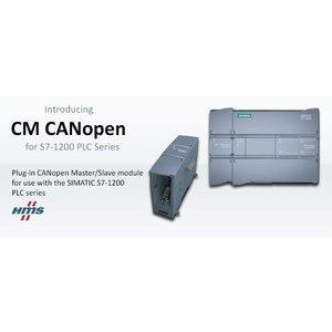 Anybus CM CANopen module voor S7-1200
