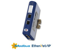 Anybus Communicator RS - Ethernet/IP - ModbusTCP, AB7072 gateway, 2 port
