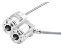 Kübler Sendix 7153 encoder, absoluut singleturn, ATEX optisch, SSI, BiSS, mining