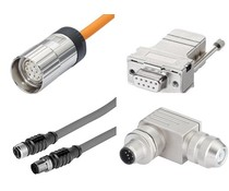 Kübler Connectors and cables