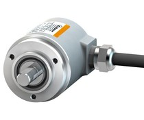 Kübler Sendix M3661, elektronisch Multiturn, 4...20 mA / voltage uitgang