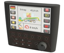 Graf-Syteco D3510 Automotive HMI + PLC