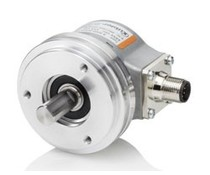 Kübler Sendix 5000 encoder, incrementeel, optisch