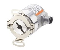 Kübler Sendix, 3671, absolute single-turn, compact magnetic, analog output