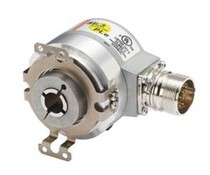 Kübler Sendix 5873 FS3 encoder, absoluut singleturn, SIL3/PLe optisch, SSI BiSS SinCos