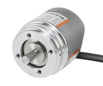 Kübler Sendix F3663 encoder, absoluut multiturn, compact optisch, SSI, BiSS, SinCos