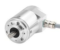 Kübler Sendix 7063 encoder, absoluut multiturn, ATEX