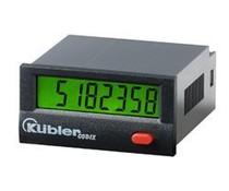 Kübler Codix 132, pulse counter, LCD display