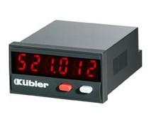 Kübler Codix 521, puls teller, LED display, programmeerbaar