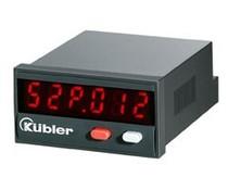 Kübler Codix 52P, multifunctionele teller, LED display, snelheidsmeter