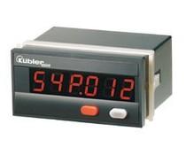 Kübler Codix 54P, multifunctional counter, LED display, speedometer