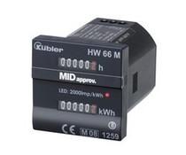 Kübler Elektromechanisch teller HW66 met dubbele functie