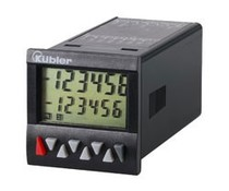 Kübler Codix 908 multifunction preset (2) counter, LCD display