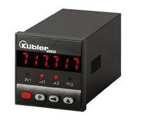 Kübler Codix 717, multifunctionele preset (2) teller, LED display