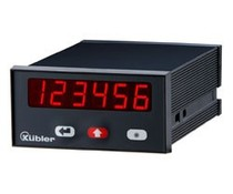 Kübler 571 LED Multifunction Preset counter