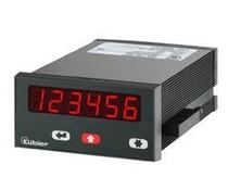 Kübler 573 multifunctional 6 digits inputs display
