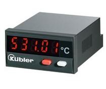Kübler Codix 531 Pt100 temperatuur weergave display