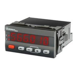 Kübler Codix 566, strain-gauge display / controller