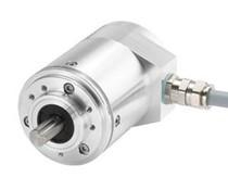 Kübler Sendix 7053 FS2 encoder, absoluut singleturn, ATEX SIL2/PLd optisch.