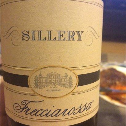 Pinot Nero 'Sillery' Bianco Frecciarossa 2018