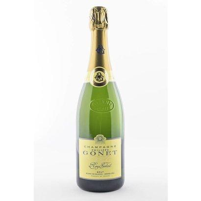 Champagne 'Roy Soleil' Brut Philippe Gonet