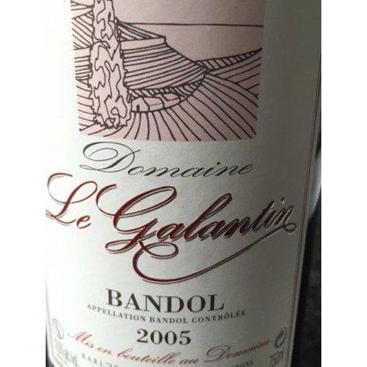 Bandol Rouge Longue Garde Galantin 2009