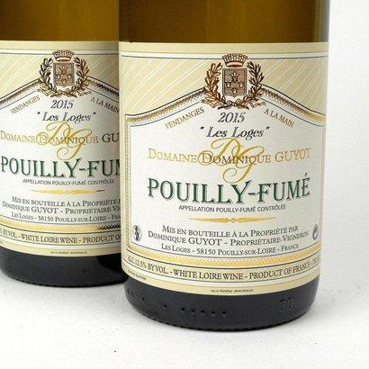 Pouilly Fumée Les Loges Dominique Guyot 2015