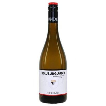 Grauburgunder Gunderloch 2016