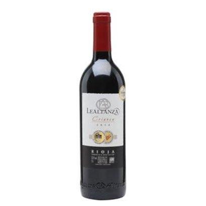 Rioja Crianza 'Lealtanza' Bodegas Altanza 2015