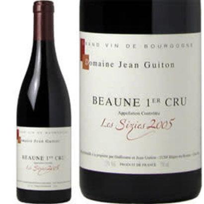 Beaune 'Les Sizies' 1er cru 2016 Jean Guiton