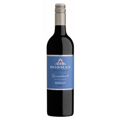 Merlot Generation 8 Bosman Winery 2017