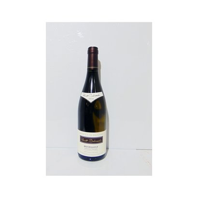 Meursault Vieilles Vignes Pernot Belicard 2016