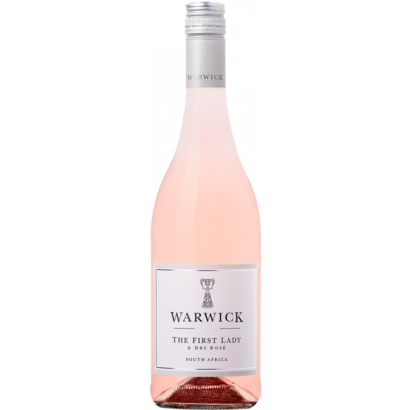 The First Lady Rosé Warwick Estate