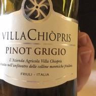 Villa Chiopris Pinot Grigio Livon 2019