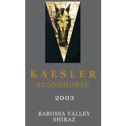 Shiraz/Viognier 'Stonehorse' Kaesler Winery 2003