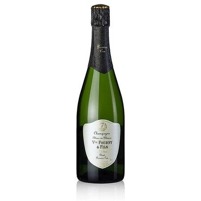 Champagne Blanc de Blancs Brut Veuve Fourny & Fils