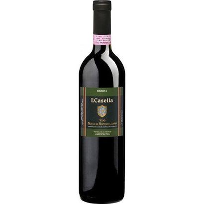 Vino Nobile de Montepulciano Riserva La Casella 2016