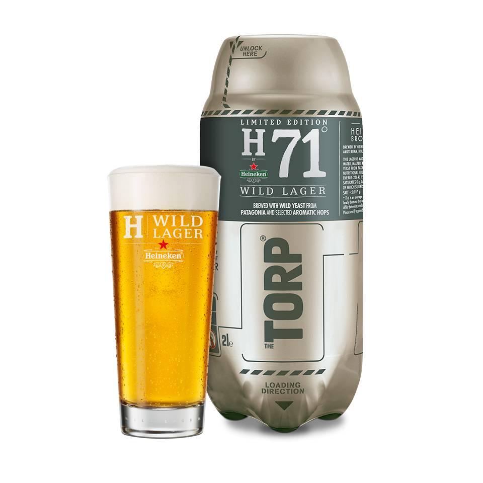 H71 Wild Lager TORP