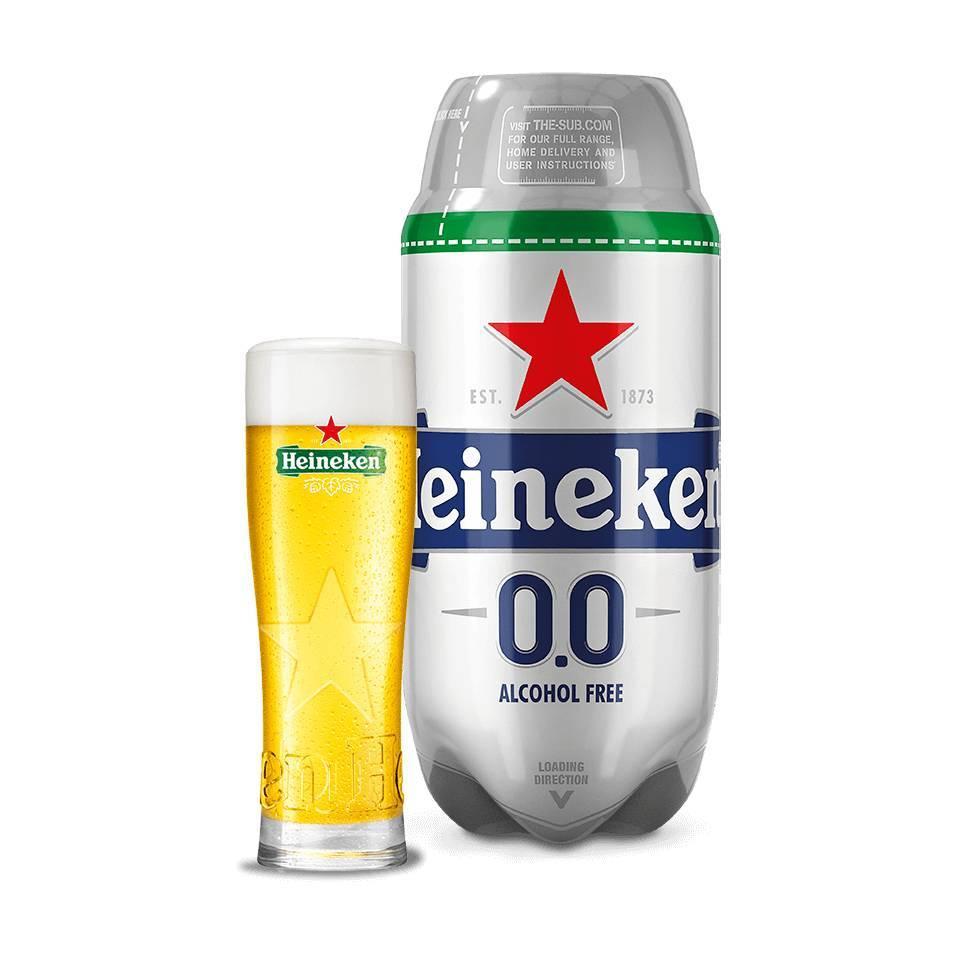 Heineken 0.0 TORP