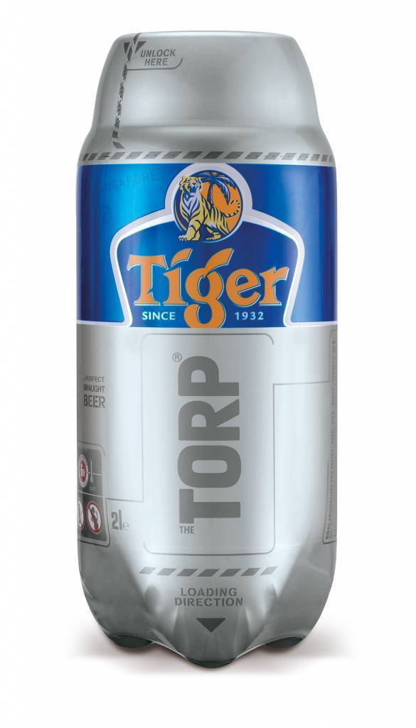 Tiger TORP - Best before 31-07-2018